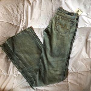 AG Adriano Goldschmied premium denim jeans Angel